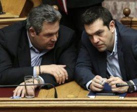Υπουργός Εξωτερικών ο Τσίπρας – Δεν αλλάζει η συμφωνία των Πρεσπών