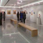Εγκαινιάστηκε νέα έκθεση στη Δημοτική Πινακοθήκη Μαλεβιζίου «Μπότης Θαλασσινός» – Το χαμόγελο της Τζοκόντα ΙΙ
