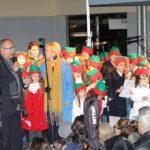 Παρέα με τους μικρούς Αϊνστάιν ο Δήμος Ηρακλείου έδωσε χριστουγεννιάτικο φως και διάθεση στην πόλη