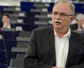 Παπαδημούλης: «Η ΕΕ πρέπει να δώσει νέα ώθηση στη χρηματοδότηση Δήμων και Περιφερειών»