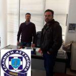 Δήμος Πεντέλης: Συνάντηση Παλαιοδήμου με τον Διοικητή του Τμήματος Ασφάλειας Πεντέλης