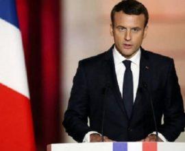 Φοβήθηκε νέα… γαλλική επανάσταση ο Μακρόν – Ανακοίνωσε αύξηση μισθών κατά 100 ευρώ μηνιαίως (ΒΙΝΤΕΟ)
