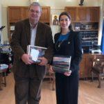 Συνάντηση Περιφερειάρχη Ηπείρου με τη Γενική Πρόξενο της Τουρκίας