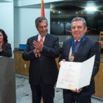 Μετάλλιο Αξίας και Διάκρισης στον Δήμαρχο Ιλίου Νίκο Ζενέτο εκ μέρους του Προέδρου της Παλαιστίνης Μαχμούντ Αμπάς