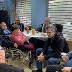 Μπακογιάννης: «Η Αθήνα να γίνει πόλη προσβάσιμη και φιλόξενη για τα άτομα με αναπηρία»