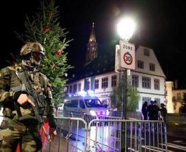 Ο ύποπτος της επίθεσης στο Στρασβούργο φώναξε «Αλλάχ Ακμπάρ»