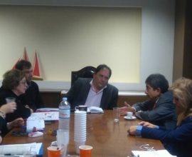 Ευρεία σύσκεψη Π. Χατζηπέρου με τον Γ.Γ. Λιμένων του Υπουργείου Ναυτιλίας για το μάστερ πλαν της ΟΛΠ ΑΕ- Cosco και την Κυνόσουρα
