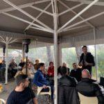 Επίσκεψη Κώστα Μπακογιάννη στην περιοχή της Λαμπρινής (ΒΙΝΤΕΟ)