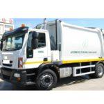 Δήμος Παλαιού Φαλήρου: Προμήθεια οχημάτων καθαριότητας