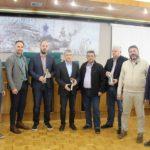 Τρία βραβεία απέσπασε η Περιφέρεια Θεσσαλίας στα GREEK TRAVEL AWARDS στη Στοκχόλμη