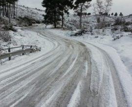 Έκτακτο δελτίο επιδείνωσης του καιρού- Η «Ωκεανίς» φέρνει χιόνια και στο κέντρο της Αθήνας