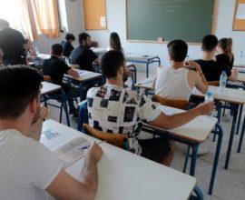 Πανελλήνιες εξετάσεις: Τα «πάνω κάτω» σε σχολές και μαθήματα-Αγωνιούν οι μαθητές της Β΄Λυκείου