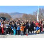 Μεγάλη επιτυχία και συμμετοχή σημειώνει η δράση της Περιφέρειας Θεσσαλίας «Διεκδίκηση Χιονονιφάδας» σε συνεργασία με τους Ε.Ο.Σ. Αλμυρού, Βόλου και Λάρισας