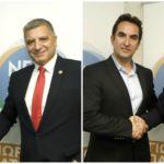 Παρουσίαση δυο νέων υποψήφιων περιφερειακών συμβούλων του συνδυασμό «Νέα Αρχή για την Αττική» του Γ. Πατούλη