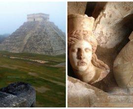 Στην Γουατεμάλα οι ΜΚΟ ανακαλύπτουν τον αρχαίο πολιτισμό των Μάγια-Στην Ελλάδα καταχώνουμε τα μνημεία μας όπως στον Τύμβο Καστά