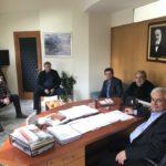 Δήμος Μαλεβιζίου: Τα έργα των Κορφών στο επίκεντρο συνάντησης με τον Κώστα Μαμουλάκη