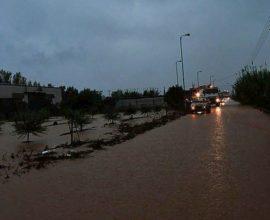 Κρήτη: Αυτοκίνητο παρασύρθηκε στο Γεροπόταμο – Αγνοούνται οι 4 επιβάτες του