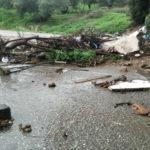 Εγρήγορση στις πληγείσες περιοχές του Δήμου Πλατανιά