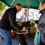 Δήμος Αθηναίων: Στη Λαϊκή Αγορά της Καλλιδρομίου και στην πλατεία Εξαρχείων ο Π. Γερουλάνος