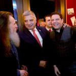 Στην εκδήλωση της Πανελλήνιας Ομοσπονδίας Μισθωτών Περιπτέρων ο Γ. Πατούλης