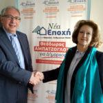 Αμπατζόγλου: «Καθημερινά, Μαρουσιώτες με αναγνωρισμένη κοινωνικοεπαγγελματική διαδρομή συστρατεύονται μαζί μας»