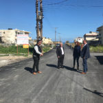 Δήμος Μαλεβιζίου: Με αμείωτο ρυθμό συνεχίζονται οι ασφαλτοστρώσεις σε Γάζι και Αμμουδάρα