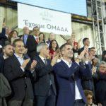 Μπακογιάννης: «Υπερκομματικό και πολυσυλλεκτικό ψηφοδέλτιο για να πάμε την Αθήνα Ψηλά»