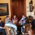 Συνάντηση Δημάρχου Σύρου-Ερμούπολης με την Ένωση Γονέων του Δήμου