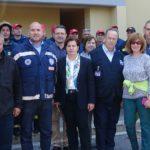 Με πρωτοβουλία της Περιφέρειας Βορείου Αιγαίου η άσκηση «ΑΛΚΑΙΟΣ ΙI» στο λιμάνι της Μυτιλήνης