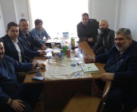 Συνάντηση του υποψήφιου Δημάρχου Εορδαίας Παναγιώτη Πλακεντά με το Τοπικό Συμβούλιο και κατοίκους των Αναργύρων