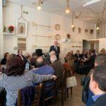 Αμπατζόγλου: «Τα προβλήματα δεν λύνονται με ευχολόγια αλλά με συγκεκριμένες ενέργειες»