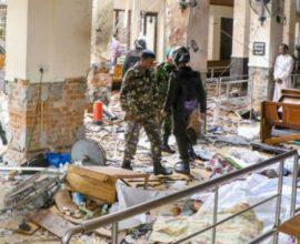 Οι επιθέσεις στη Σρι Λάνκα πραγματοποιήθηκαν «σε αντίποινα για το Κράιστσερτς»