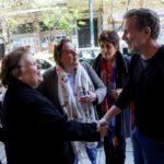 Διάλογος Παύλου Γερουλάνου με κατοίκους και καταστηματάρχες στην Πατησίων