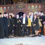 Ο Δήμαρχος Χαλκιδέων Χρήστος Παγώνης στην Πασχαλινή Συναυλία της Αγίας Μαρίνας