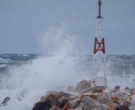Ρεκόρ οκταετίας »έσπασαν» οι ισχυροί άνεμοι το φθινόπωρο και τον χειμώνα