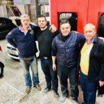 Στις γειτονιές του Παγκρατίου ο Νίκος Μακρόπουλος συζητά με τους πολίτες