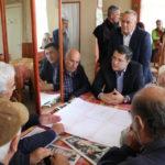 Επίσκεψη του Απόστολου Τζιτζικώστα στην Κασσάνδρα Χαλκιδικής