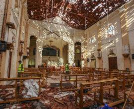 Παγκόσμιο σοκ από την τραγωδία στη Σρι Λάνκα: 290 νεκροί από εκρήξεις σε εκκλησίες και ξενοδοχεία