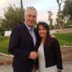 Μαριάννα Νίκα: Δυναμική και όμορφη  στο πλευρό του Ανδρέα Παχατουρίδη