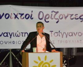 Δήμος Τριφυλίας: Μήνυμα νίκης για ένα καλύτερο μέλλον έστειλε ο Παναγιώτης Τσίγγανος από το Κοπανάκι