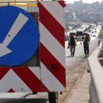 Εργασίες συντήρησης από την Περιφέρεια Κεντρικής Μακεδονίας στην Εθνική Οδό Θεσσαλονίκης-Γαλάτιστας-Αρναίας-Παλαιοχωρίου