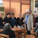 Δήμος Ιωαννίνων: Επισκέψεις του Μ. Ελισάφ σε Πανεπιστήμιο και ΚΑΠΗ