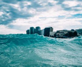 SOS επιστημόνων για την άνοδο της στάθμης της θάλασσας – Mπορεί να ξεπεράσει τα 2 μέτρα έως το 2100