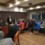 Δήμος Ιωαννίνων: Κεντρική προεκλογική εκδήλωση στην Ανατολή και επίσκεψη στη Μπάφρα από τον υποψήφιο Δήμαρχο Μωυσή Ελισάφ