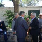 Δήμος Μαλεβιζίου: Σε Καμαράκι και Καμαριώτη ο Κώστας Μαμουλάκης