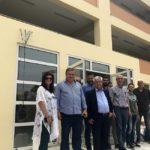 Δήμος Μαλεβιζίου: Στο νέο δημοτικό σχολείο του Γαζίου ο Κώστας Μαμουλάκης