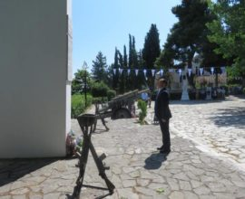 Δήμος Λαμιέων: Ολοκληρώθηκαν οι εκδηλώσεις Μνήμης για την 75η επέτειο του Ολοκαυτώματος της Υπάτης