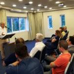 Αμπατζόγλου: «Η παράταξή μας είναι ένας ενεργός φορέας όπου όλοι οι πολίτες έχουν λόγο και ρόλο»