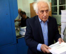 Επίσκεψη Ρουπακιώτη στο Εθνικό Τυπογραφείο εν όψει εθνικών εκλογών