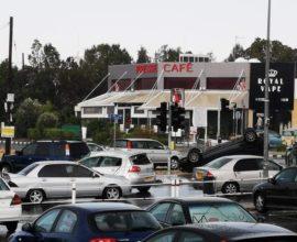 Κύπρος: Ανεμοστρόβιλος αναποδογύρισε αυτοκίνητα στην Λευκωσία! (ΒΙΝΤΕΟ)